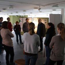 Das Coworking-Seminar zu Gast im FREIRAUM
